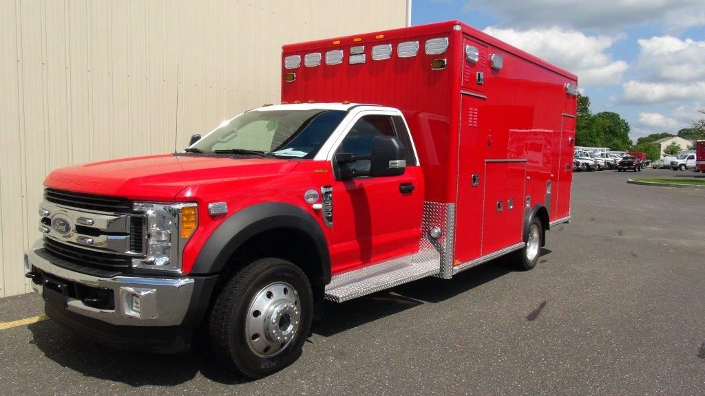 AEV – VCI Ambulances