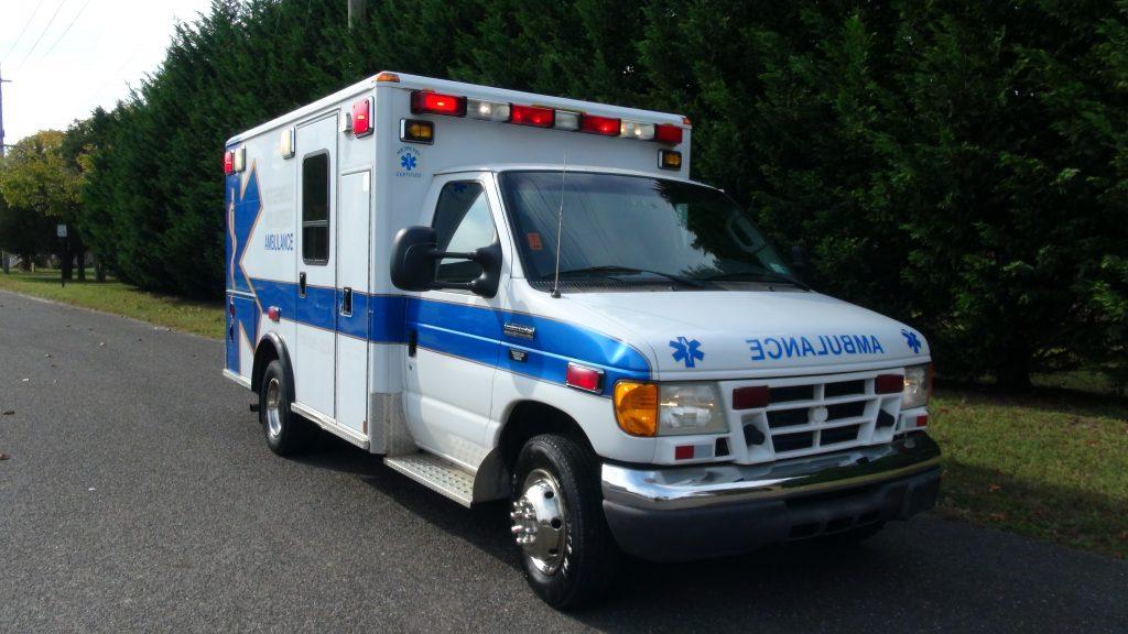 Used Ambulances for Sale - Large Used Ambulance Inventory