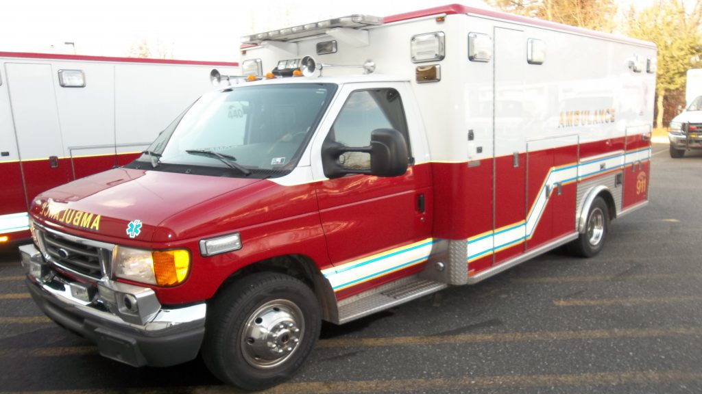 Used Ambulances for Sale - Large Used Ambulance Inventory