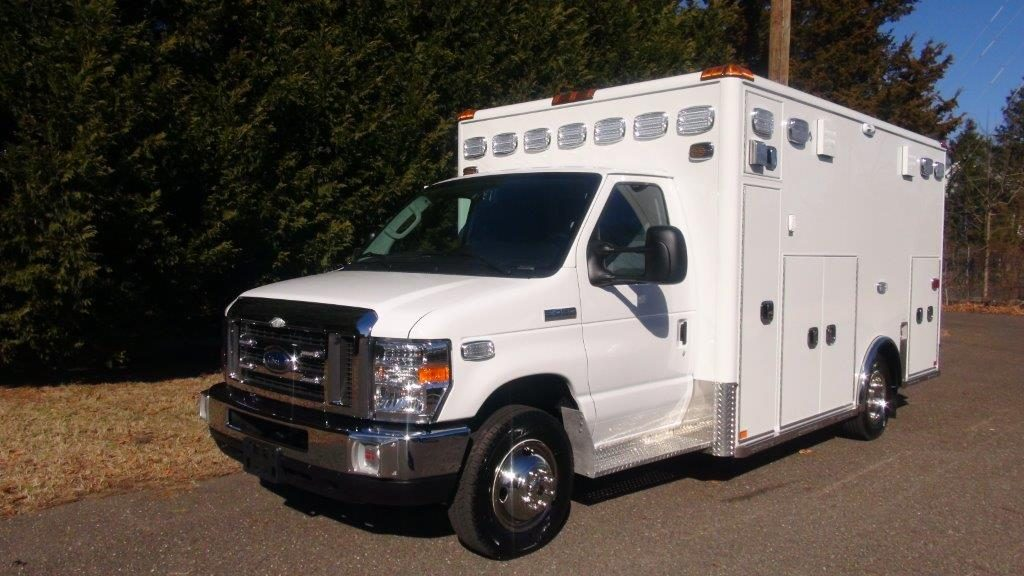 New Vehicle Deliveries Archives – Page 2 of 4 – VCI Ambulances