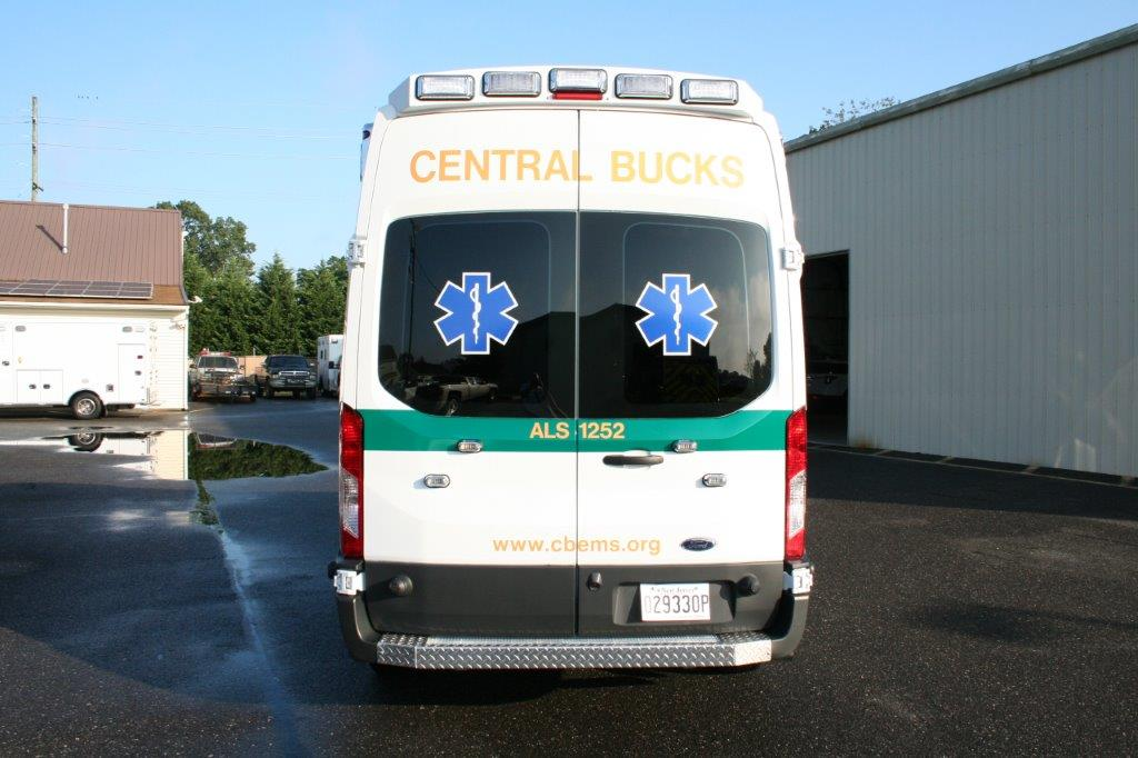 Central Bucks Ems Vci Ambulances