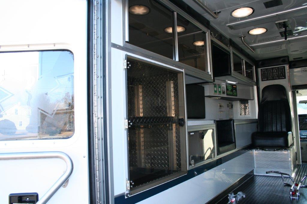 Lacey First Aid Squad – VCI Ambulances