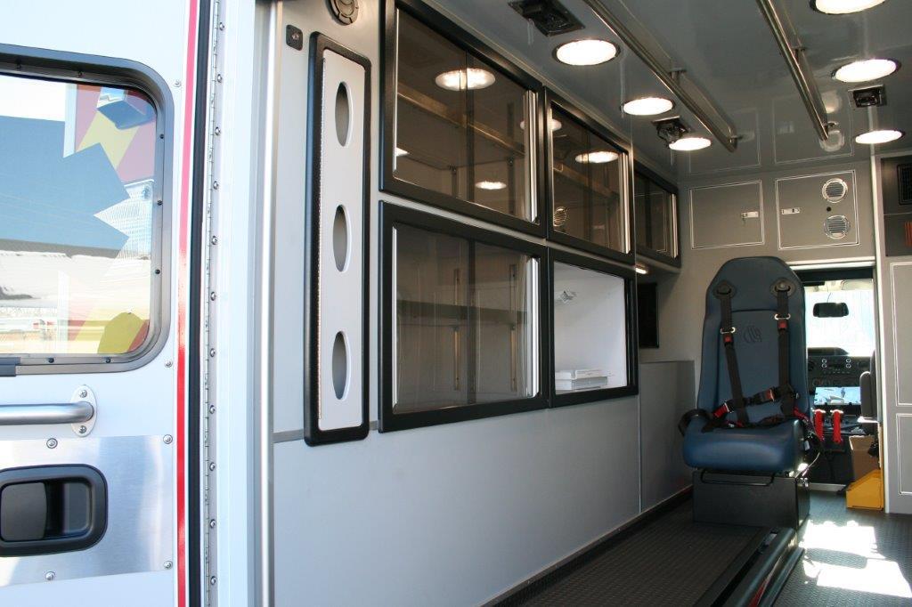 Cooper Health System Vci Ambulances