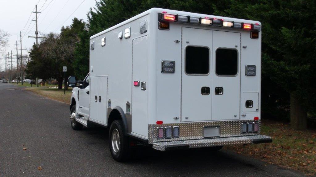 Berkeley Township EMS Horton 403 Remount – VCI Ambulances