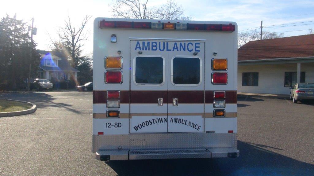 1995 Horton 523D – VCI Ambulances