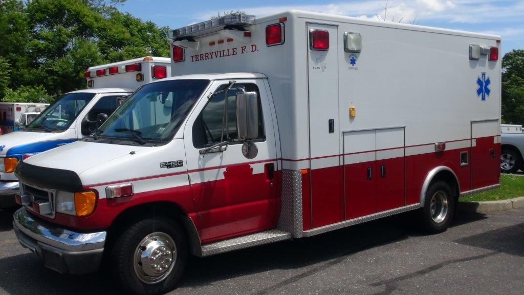 2003 Ford E 450 Pl Custom Used Ambulance For Sale