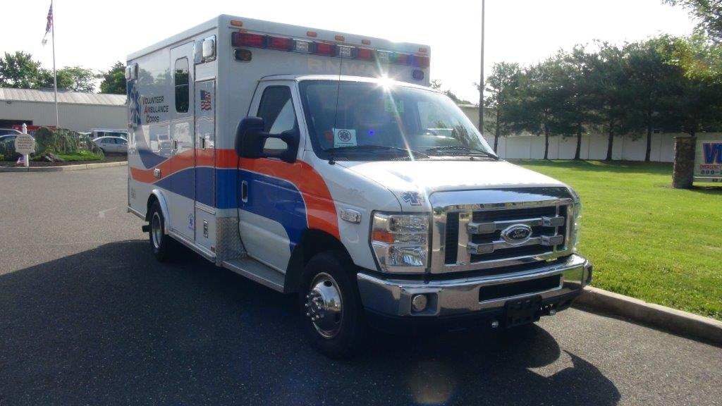 2010 Ford E-350 AEV DR92 Used Ambulance for sale!