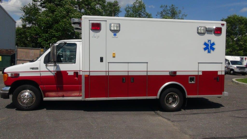 2003 Ford E 450 Pl Custom Used Ambulance For Sale
