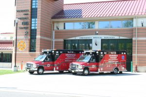 Voorhees Fire Department VCI Ambulances - Horton