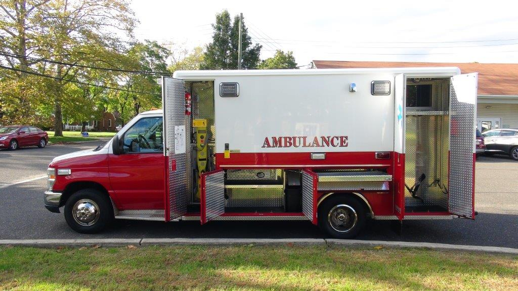 2010 Horton 553 Vci Ambulances